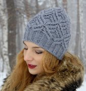 January Hat - Svetlana Korchak - Russian - Free