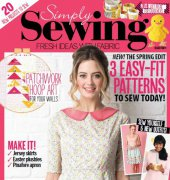 Simply Sewing - Issue 40 - 2018 - Immediate Media Co.
