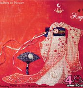 Number 4 - Kaguya - The Fairy Tale Princess Dress-Up Collection - Brooke Nolan - Brooke's Books Publishing