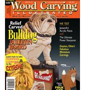 Wood Carving Illustrated - Issue 28 - Fall 2004 - Fox Chapel Publishing