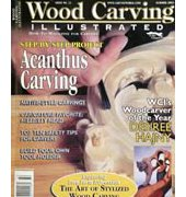 Wood Carving Illustrated - Issue 23 - Summer 2003 - Fox Chapel Publishing
