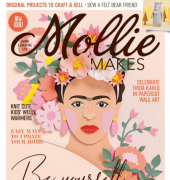 Mollie Makes - Issue 102 - 2019 - Immediate Media