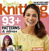Simply Knitting - Issue 164 2017 - Future Publishing