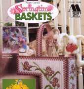 Springtime Baskets - 879205 - Mary Layfield - Annie's Attic