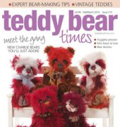Teddy Bear Times - Issue 215 - February-March 2015 - Ashdown
