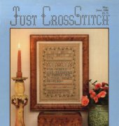 Just CrossStitch - Vol. 4 No. 1 - May-June 1986 - Hoffman Media Inc.