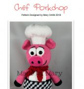 Chef Porkchop - Mary Smith - Made by Mary