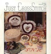 Just CrossStitch - Vol. 3 No. 4 - January-February 1986 - Hoffman Media Inc.