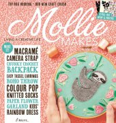 Mollie Makes - Issue 91 - May 2018 - Immediate Media
