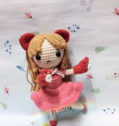 Crochet Activity ~ Little Miss Dou Bao