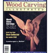 Wood Carving Illustrated - Issue 12 - Fall 2000 - Fox Chapel Publishing