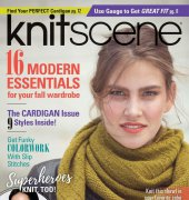 Knitscene - Fall 2017 - Interweave Press