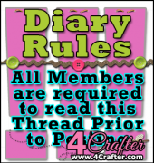 Diary Thread Rules
