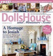 Dollshouse and Miniature Scene – Issue 255 - August 2015 – Warner Group Publications