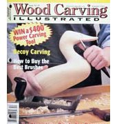 Wood Carving Illustrated - Issue 15 - Summer 2001 - Fox Chapel Publishing