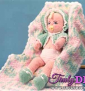 Baby Tracy Doll BTB-662 by Td CReations