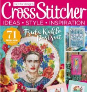CrossStitcher - Issue 334 - August 2018 - Dennis Publishing Ltd