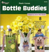 Bottle Buddies - 842735 - Sandra Miller Maxfield - the Needlecraft Shop