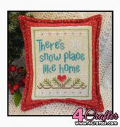 Snow Place 3 - Snow Place Like Home - Nikki Leeman - Country Cottage Needleworks