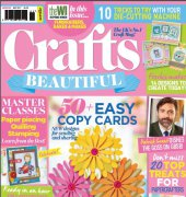 Crafts Beautiful - Issue 305 - May 2017 - Traplet Publications