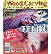 Wood Carving Illustrated - Issue 18 - Spring 2002 - Fox Chapel Publishing