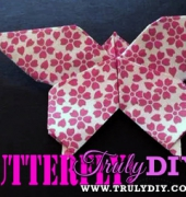 Beautiful Butterfly video tutorial - free