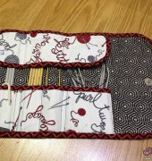 Knit needle cover - lita