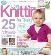 Love Knitting for Baby - September 2017 - Immediate Media Co.