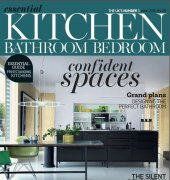 Essential Kitchen Bathroom Bedroom - Issue 229- May 2015