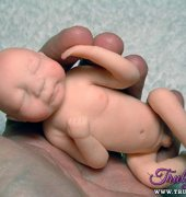 Polymer Clay Mini Baby Instructions - SS Studio