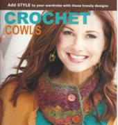 Crochet Cowls by Lisa Gentry