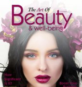 The Art Of Beauty & Well-being - Issue 8 - 2015 - MH Media Global