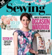 Simply Sewing - Issue 42 - 2018 - Immediate Media Co.