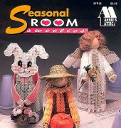 Seasonal Room Sweeties - 87R18- Carole Hodgers - Annie's Attic