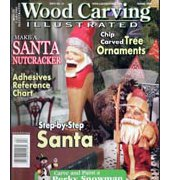 Wood Carving Illustrated - Issue 21 - Holiday 2002 - Fox Chapel Publishing
