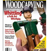 Wood Carving Illustrated - Issue 47 - Summer 2009 - Fox Chapel Publishing