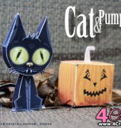Cat and Pumpkin - Bryan Ratliff - English - Free