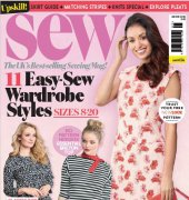 Sew Style and Home - Issue 109 - April 2018 - Aceville Publications