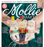 Mollie Makes - Issue 99 - 2018 - Immediate Media