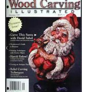 Wood Carving Illustrated - Issue 1 - Christmas 1997 - Fox Chapel Publishing