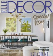 Elle Decor Special Issue Global Style - Volume 28 number 1 - January February 2017 - Hearst