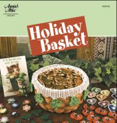Holiday Basket - Agnes Russell - annie's attick - #885070
