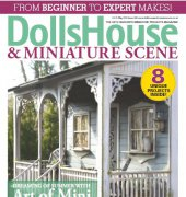 DollsHouse and Miniature Scene - Issue 288 – May 2018 - Warner Group Publications