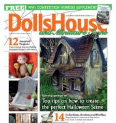 DollsHouse And Miniature Scene - Issue 245 - November 2014 - Warners Group Publications