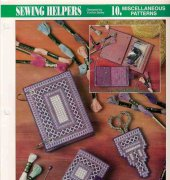 Sewing Helpers - Victoria Bailey - Annie's Plastic Canvas Club - free