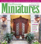 Dollhouse Miniatures - Issue 45 - May/June 2015 -  Ashdown Broadcasting