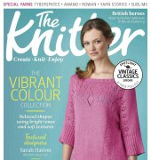 The Knitter - Issue 114 2017 - Immediate Media