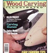 Wood Carving Illustrated - Issue 14 - Spring 2001 - Fox Chapel Publishing