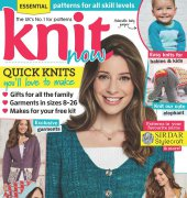 Knit Now - Issue 77 - 2017 - Practical Publishing