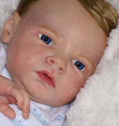 Reborn doll made by me (Sabrina)